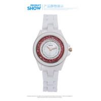 Wholesale Limited Edition Girls Dresses - Fashion Brand KEZZI Women's Dress Watch Ladies Girls Student Quartz Watches Move Quicksand Diamonds Dial Ceramics Clock female