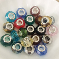 Wholesale Beads for Charms European Murano Beads Fit Bracelets Necklaces Pendant DIY Jewelry Accessories Beads