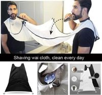 Wholesale Nylon Utensils - 3d high quality and durable nylon wai cloth dye release scarf shave beard shaving the barber scarf necessary utensils