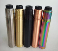 Vaporizer Broadside Mod Kit Extended Edition 4 Farben Magnetic Firing Button fit 18650 Akku für 510 Atomizer Broad Side E Zigarette