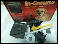 Wholesale Ground Pet Fence Wire - In-Ground Electric Dog Fencing System Pet Fence system Dog Training Collar Electronic Boundary Control PK booboo Wireless Fence