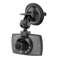 Wholesale motion camera card for sale - G30 LED P full HD quot Novatek Car DVR Camera degreeTachograph IR Night Vision Digital Car Dash cam recorder with G sensor
