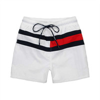 Wholesale red high waisted shorts - SALE New 2018 brand Shorts High Waisted Men Summer Fashion Board shorts running shorts homme