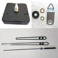 Wholesale set mechanism - Wholesale 10 Set Shaft 16 .5 Mm New Quartz Clock Movement For Clock Mechanism Repair Diy Clock Parts Accessories Jx051
