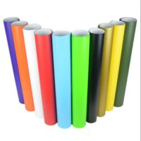 Wholesale Sticker Vinyl Sheet Size - HZYEYO Matte Vinyl Wrap Car Sticker   High Quality Wrapping Sheet   Size: 152x30cm with Air Release Drains  car styling T-004