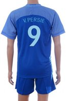 Wholesale Mens Sports Wear Wholesale - Thai Quality Customized Netherlands 9 V.PERSIE Soccer Jerseys,16-17 new season cheap mens Athletic Outdoor Sports 10 SNEIJDER 7 MEMPHIS wear