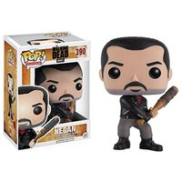 Wholesale Vinyl Figures Pop - Funko POP Movies The Walking Dead Negan Vinyl Action Figure with Original Box Good Quality Free Shipping