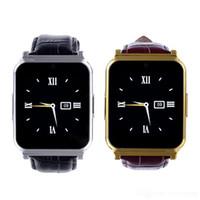 Wholesale Montre Dhl - Factory Price!!! Cheap W90 montre connecter montre connecter Bluetooth Smart Wrist Watch Waterproof For Samsung LG W90 smartwatch DHL