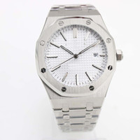 Wholesale factory big man - Big sell AAA quality factory supplier Luxury Brand watch men Royal Oak automatic mechanical see through Watch Mens dive Watches