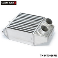 tansky intercooler al por mayor-TANSKY-2 Row Epman Racing Side Mount turbo super capacidad intercooler para Renault 5 R5 GT TK-INT0026RN
