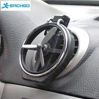 Wholesale Cup Holder Van - Universal Folding Air Conditioning Inlet Auto Car Drink Holder Car Beverage Bottle Cup Car Frame for Truck Van Drink