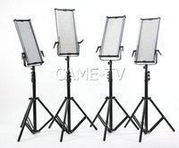 CAME-TV 1092D Daylight pannelli LED Light Video Studio kit di illuminazione (4 pezzi)