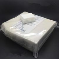 Wholesale E Cig Wicks Cotton - Japanese 100% pure organic cotton wicks cotton fabric japan pads For DIY RDA RBA Vape E cig Mechanical mod 180pcs bag MUJI DHL