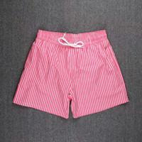 Wholesale Fleece Overalls - fashion Brand Shorts Mens Summer Beach Shorts Pants High-quality Swimwear Bermuda Male Letter Surf Life Men Swim 0002