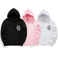 Wholesale Polka Dot Hoodies - Summer Kawaii AntiSocial Club Palace Anime Men Hoodie Hip Hop Streetwear Hoodie Jogging Men Pullover YEE ZUS Sport Women Hoodies