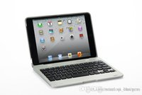 Keyboard Case 7.9'' For Apple Smart cover for apple ipad mini case with Wireless Bluetooth Keyboard for ipad mini 3 2 1 F1