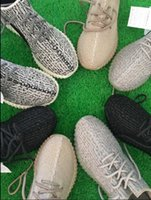 Wholesale Snakers Shoes - free shipping Men women shoes Sole best quality men shoes 350 V2 Stealth Gray Oxford Tan Pirate Black Running shoes snakers size US13