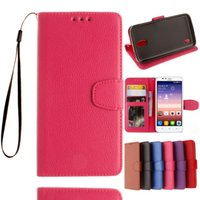 Wholesale Leather Case For Xiaomi Miui - Strap Wallet Flip Leather Pouch Case For Xiaomi 5 MIUI M5 Mi5 Mi 5 TPU Stand Card Photo Money Litchi Skin Cover Bag Cell phone Luxury 130pcs