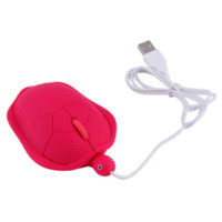 Wholesale Cheap Razer Mice - Cute Tortoise USB 3D Wired Optical Cute Turtle Mice Mouse For PC Laptop Cheap mouse samsung
