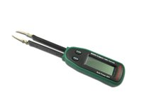 Wholesale MS8910 Tweezers Smart SMD RC Resistance Capacitance Diode Meter Tester Auto Scan
