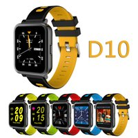 Wholesale Iphone Heart Camera - Smart Watches D10 4.0 Bluetooth Anti-lost Smartwatch for Android Apple iPhone Samsung HTC Wrisbrand Universal Watch