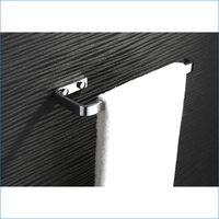 Wholesale Brass Towel Rod - Luxury brass towel bar,polished chrome toilet towel rack,bathroom towel rod,Free Shipping J15499
