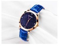 Wholesale Dhgate Girls - Longbo Brand 5052 Dhgate Hot Selling Model Girl Elegant Quartz Watch Double calendar female watch waterproof watch