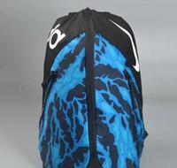 mochilas de camuflaje de día al por mayor-Mochila de camuflaje gris Mochila Kevin Durant Mochila de marca KD Mochila de baloncesto Mochila deportiva Mochila de día al aire libre
