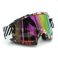 Wholesale off road mx - Sport Dirt Bike MX Off-Road Goggles Motocross EyeWear Motorcycle Glasses goggles for R1 FAZER GT