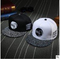 Wholesale Dino Hats - new DINO SAUR Letter Snapback Hat Acrylic Couple Baseball Cap Men Women Lovers Gifts For Girl Boy Friends Hip Hip Cap