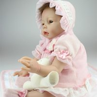 Wholesale Cheap Real Dolls For Sale - Real Like Reborn Baby Dolls For Child Lifelike Reborn Babies Growth Partner Kids toys Brinquedos Cheap Reborn Baby Doll For Sale
