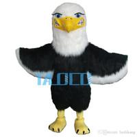 Wholesale Eagle Mascot Costume Cartoon - Best Quality Eagle Mascot Costume Huge Cartoon Fancy Dress Adult Size Free Shipping