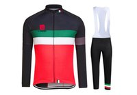 Wholesale Cycling Jersey Shorts Warmers - The new 2016 winter outdoor cycling wear men's and women's short sleeve straps keep warm fleece suit cycling jerseys