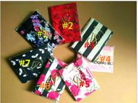 Wholesale Wallet Purse Cash - Vs Love Victoria's Passport Bag Secret Pink PU Leather Travel Passort Credit ID Card Cash Slot Holder Wallet Bag Purse for Women