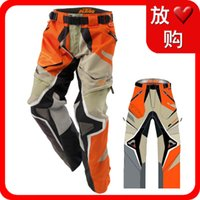Wholesale Motorcycle Ski Pants - Wholesale-New ktm motorcycle pants  racing warm trousers   Racing - off-road motorcycle Rally Pants skiing pants