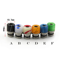 Wholesale Nova Products - 2016 new product acrylic and stainless steel 510 mouthpiece drip tip cute drip tips fit vivi nova dct tank rda vaporizer free ship wholesale
