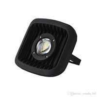 Wholesale project green light for sale - Glass Lens bridgelux LED W COB Floodlight water proof spotlights AC85 V high PF Landscape lighting project lamp