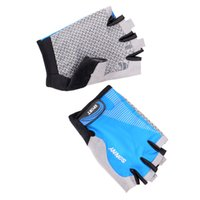 Wholesale red climbing gloves - DHL 4 Colors Cycling Gloves Anti Slip Gym Fitness Breathable Climbing Half Finger MTB Road Bike Bicycle Men Riding Gloves Outdoor