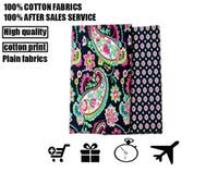 Wholesale Multi Colored Handbags - fabric vb Cotton ,garden PND tail-on big flower fabric,clothing pillow handbag bed special purpose fabrics, high mass density