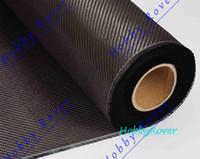 "Wholesale Colored Carbon Fiber Fabric - $$$[SALE]$$$ [Grade A+] 100% Carbon Fiber Cloth 3K 6.5oz   220gsm 2x2 twill Carbon Fabric 14.2""   36cm width"