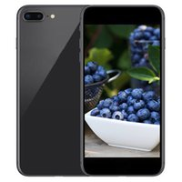 Goophone I8 plus smartphone 5.5inch 1G / 4G Quad Core MTK6580 Pode mostrar falso 4G / 128G 4G LTE Unlocked Phone