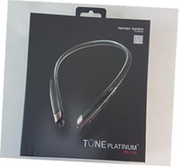 Wholesale top wireless sport headphones for sale - Group buy Top Quality HBS Bluetooth Wireless Headphones HBS1100 With Hard Retail Package CSR Neckband Sports Earphones Headsets with Mic