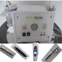Wholesale Hydro Peeling Facial - professional vacuum hydra facial machine hydro microdermabrasion dermabrasion water oxygen jet peeling 4in1