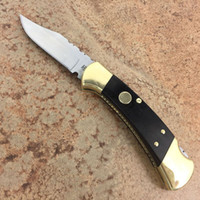 Wholesale Bone Folding Knife - NEW high-end Bk 112 Folding knives Outdoor camping survival pocket EDC folding folding knife gift collection