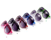 mädchen sportbrillen für kinder großhandel-Sommer Mode Kinder Kinder Sonnenbrille Frauen Männer Marke Sonnenbrille Baby Jungen Mädchen Fahrrad Reiten Outdoor Sports Radfahren Brille