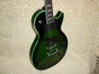 am besten verkaufte e-gitarren großhandel-NEUE Custom Shop E-gitarre grün verbindlich Best Selling HOT gitarre Kostenloser versand