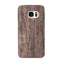 Wholesale Hard Wood Protector - 200pcs wholesale Top Quality Hard Protector Cover Case PC Wood Phone Case for iphone 6 6plus iphone 7 7plus for Samsung S7 Mobile Phone Case