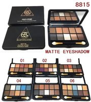 Wholesale Prime Eye - Pure Color 10 Colors Eyeshadow Palette Matte Prep + Prime Ellie Goulding Matte Eye Shadow Set Makeup Beauty Kit Brand M DHL Free Shipping