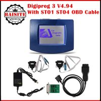 Wholesale Odometer Correction Mileage Tool Price - 2017 Hot Sales digiprog iii v4.94 digiprog 3 obd2 odometer correction tool digiprog-3 with st-01 st-04 cables with factory price