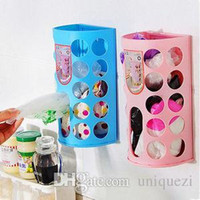 Wholesale Carrier Bag Holder Dispenser - Hot Plastic Carrier Bags Storage Dispenser Holder Organiser Shopping Rack